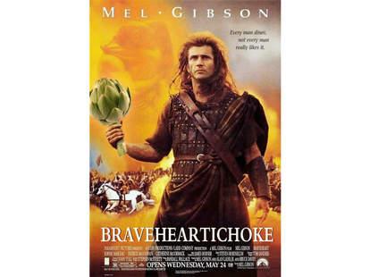 Braveheartichoke