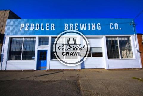 peddler brewing co seattle