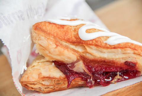 Arby's Cherry Turnover