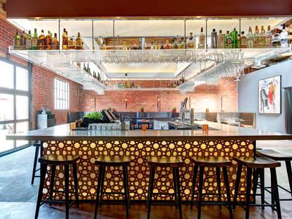 Bow & Truss Bar--Los Angeles