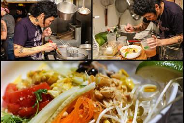 Hiyashi Thai Chuka