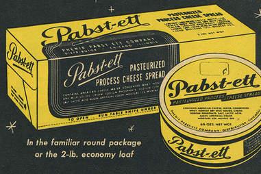 Pabst-ett cheese
