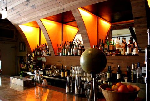 Driftwood bar