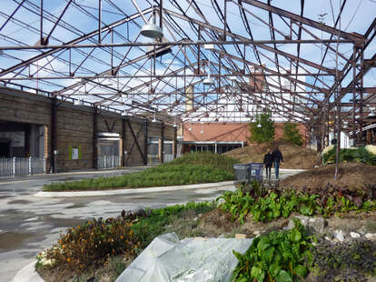 Don Valley Brick Works park