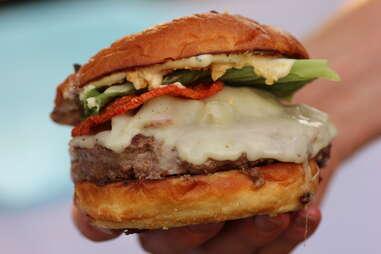 The Scarpone at Park Burger