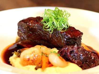 The Craftsman New American Tavern-San Diego-Food