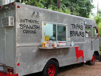 Tapas Bravas-Austin-Exterior