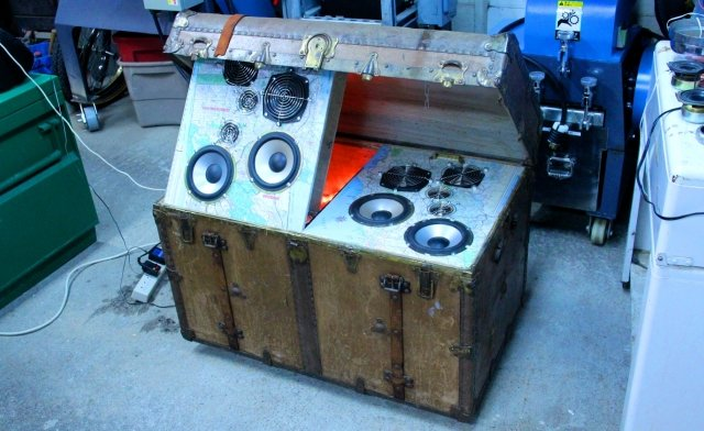 How does <em>your</em> garbage sound?