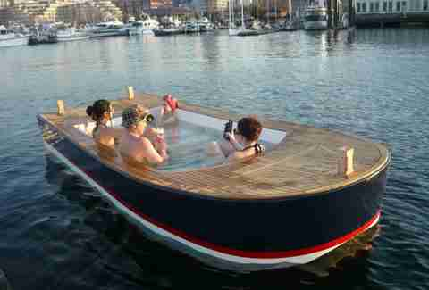 Hot Tub Boat >> Hot Tub Boats Travel Thrillist Seattle
