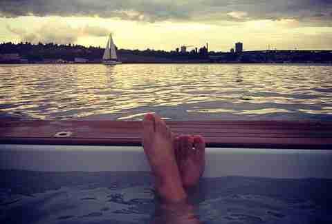 Hot Tub Boats Travel Thrillist Seattle