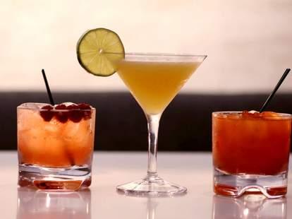 Martini & Cocktails