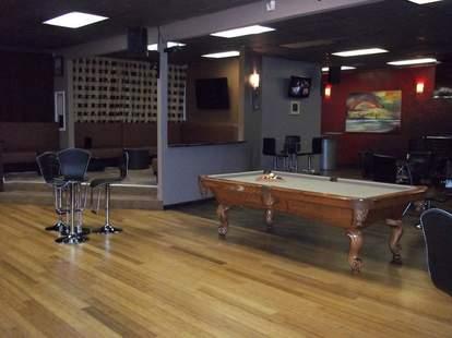 Interior of Sledge in Atlanta