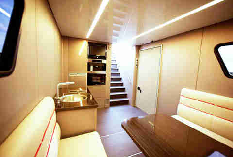 What Is Included In A Tune Up >> Luxury RV from MOST Mobile Specials Let You Travel With ...