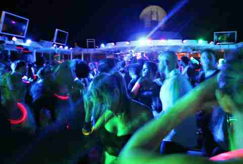 Club Bimini on Resorts World Bimini Superfast Night Cruise