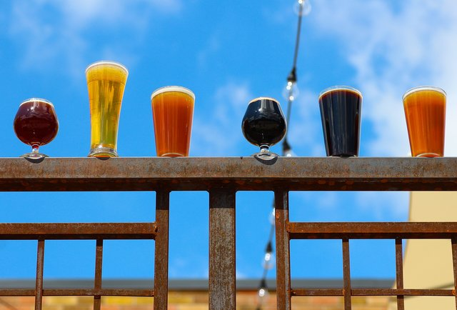 This is the Twin Cities\' best brewery patio