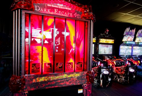 Game X A Atlanta Ga Bar