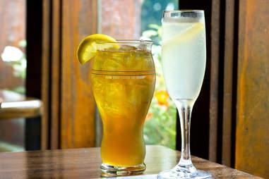 The Albert - brunch cocktails