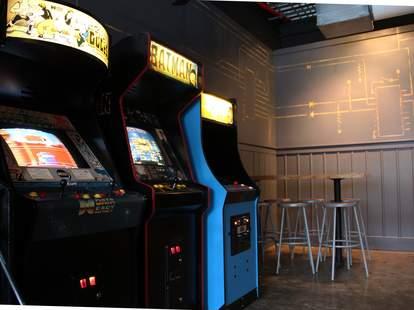 Joystick Gamebar Atlanta