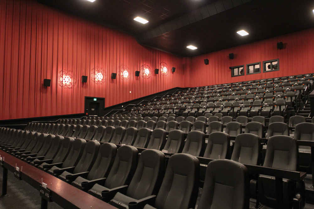 Alamo Drafthouse Cinema - A beer haven where they'll kick you out