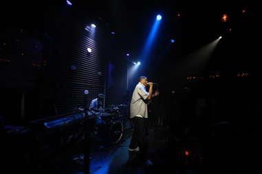 Sayers Club, Los Angeles