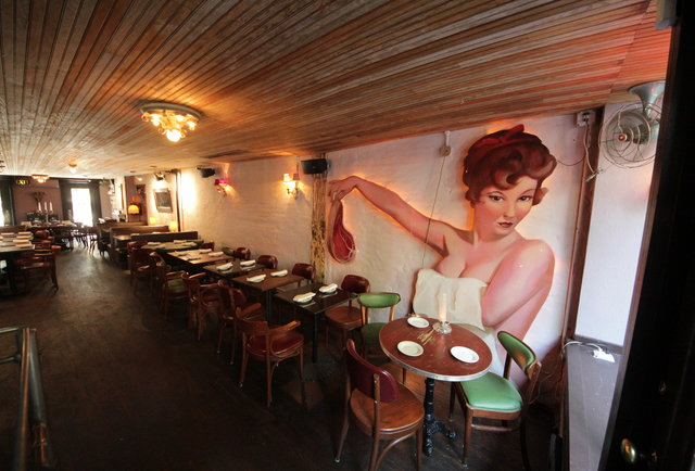 New Orleans-ized eats and nice glasses of sherry in the East Village