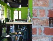 Interior at Fogon Cocina Mexicana