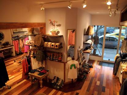 BeGood Clothing-Store Interior-San Francisco