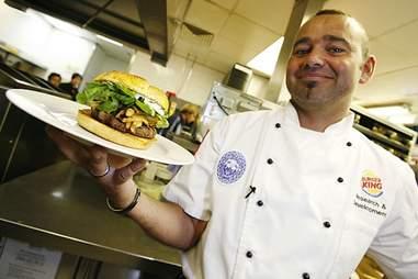 The Burger at Burger King