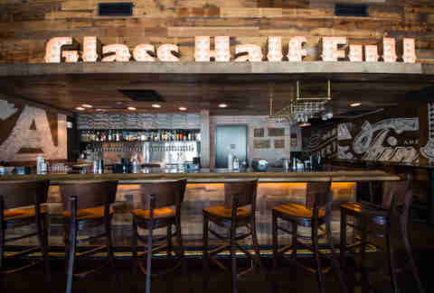 Glass Half Full at the Alamo Drafthouse Lakeline