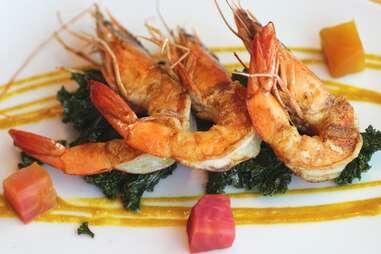 Shrimp at Pearl