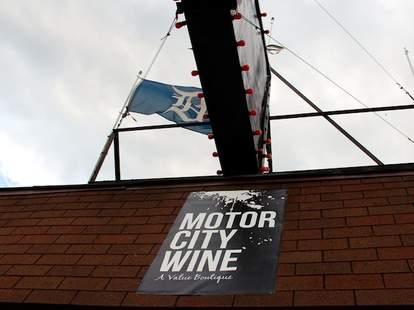 Motor City Wine Detroit