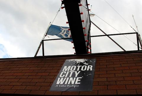 Motor City Wine Detroit
