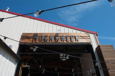 Rock Creek Exterior