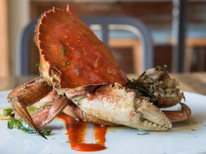 Rock Creek Crab