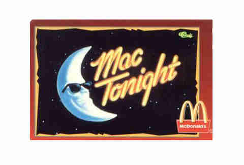 Mac Tonight McDonald's