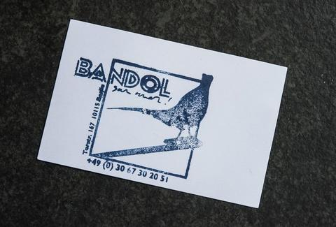 Bandol sur Mer's business card