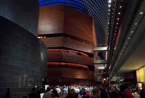 kimmel center volver philadelphia