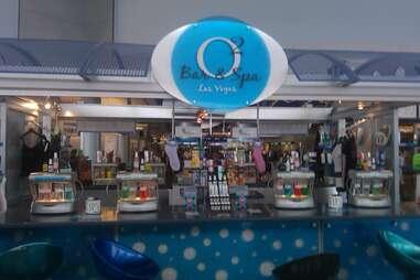 Airport Bars Oxygen
