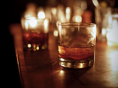 Old Fashioneds at 15 Romolo
