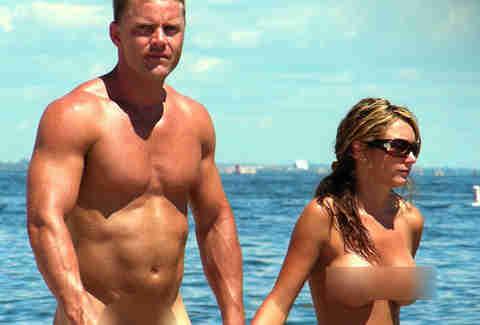 American Nudist Beach