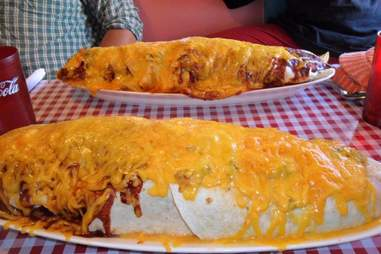 The 5 Pound Burrito and Sandbar and Grill