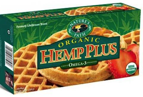Hemp Plus Waffles