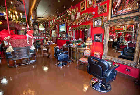 Beyond Floyd s Miami s coolest places to your hair