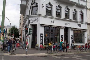 St. Oberholz cafe