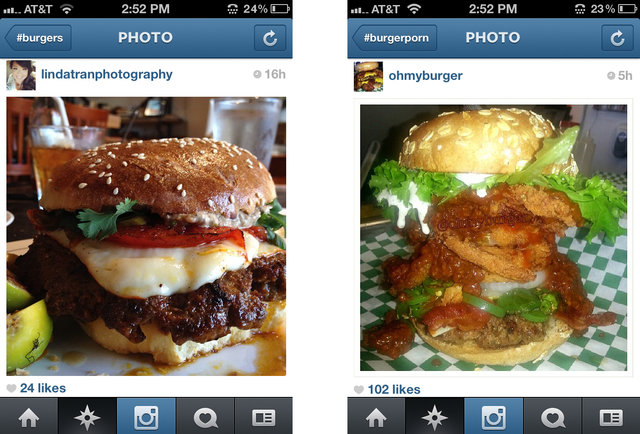 The 18 hottest burgers on Instagram right now