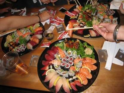 mizu sushi philadelphia center city