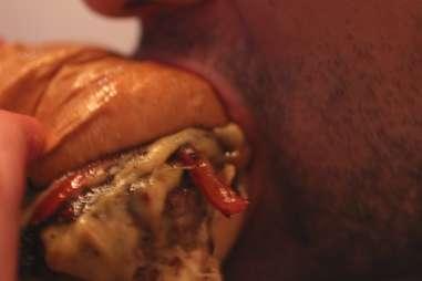 The Prisoner burger, Eden Los Angeles