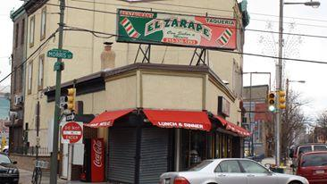el zarape philadelphia south mexican