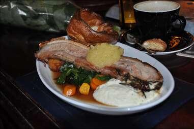 marksman roast -- london
