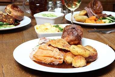 Marquis Cornwallis roast -- london